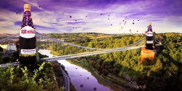 Ribena Invented in Bristol