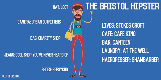 Bristol hipster