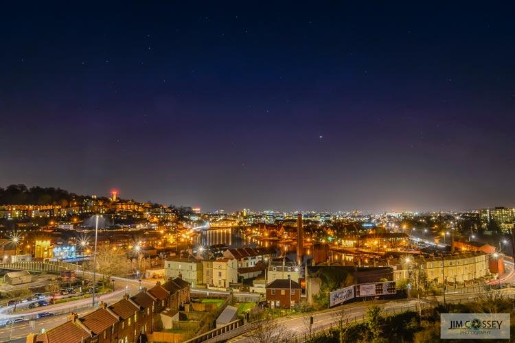Bristol Cabot Tower View
