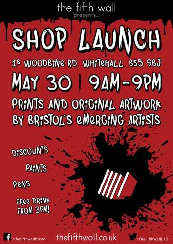 Fifth Wall Shop Launch