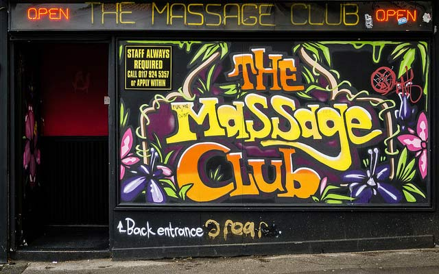 Stokes Croft Massage Club