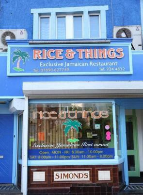 Rice and things Bristol