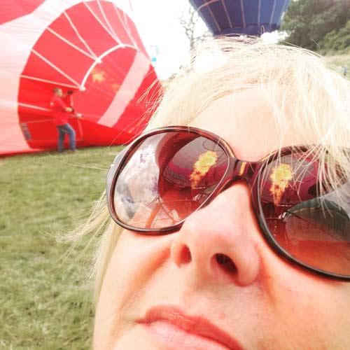 balloon fiesta sunglasses