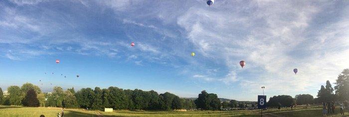 balloon panorama