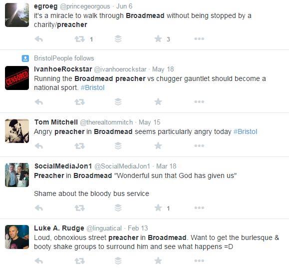 Broadmead Preacher