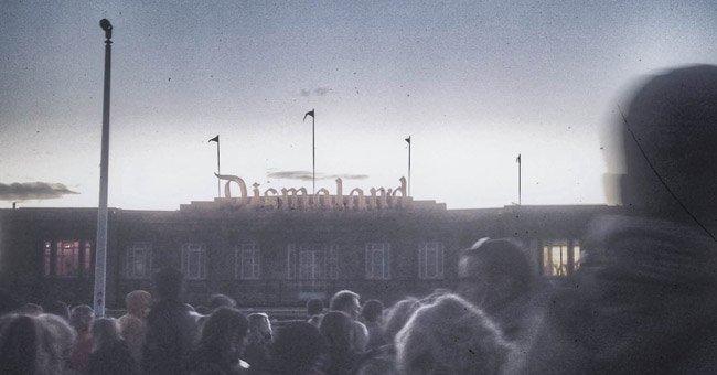 Dismaland Crowd