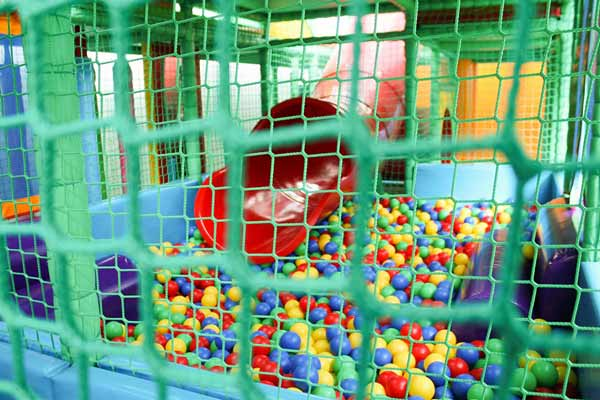 Jaq's leisure soft play