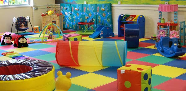 The Park Knowle Soft Play