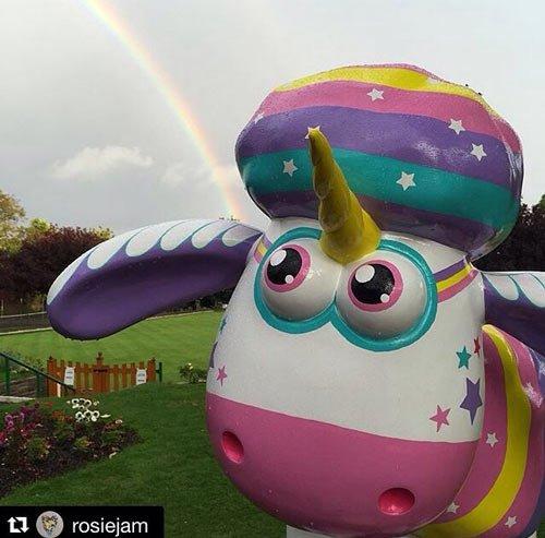 shaun the sheep unicorn
