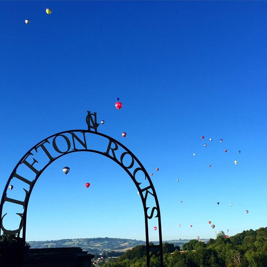 clifton balloon fiesta