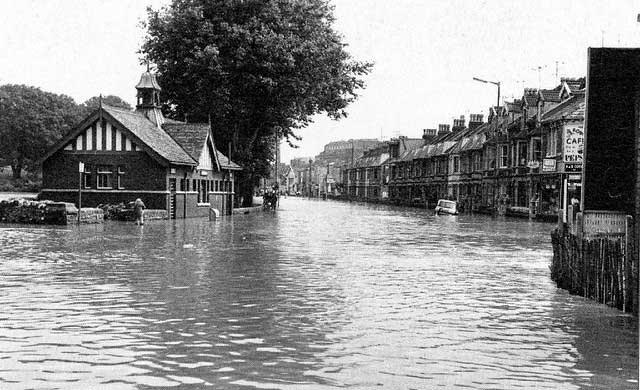 bedminster flood