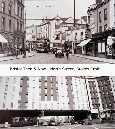 stokes croft then and now