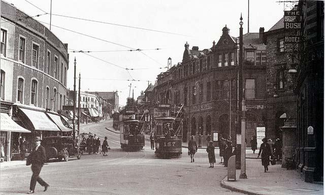 Totterdown Tram