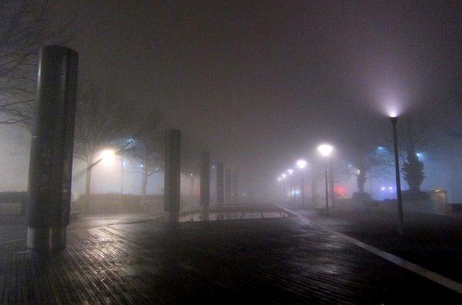 centre at midnight
