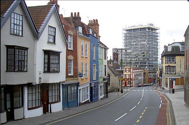 colston street empty
