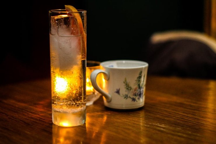 Gin & Tea