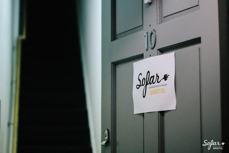 sofar sounds door