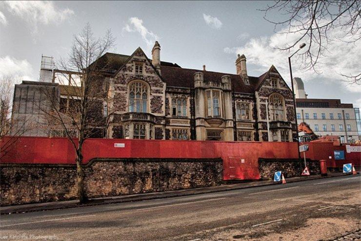 Bristol childrens hospital