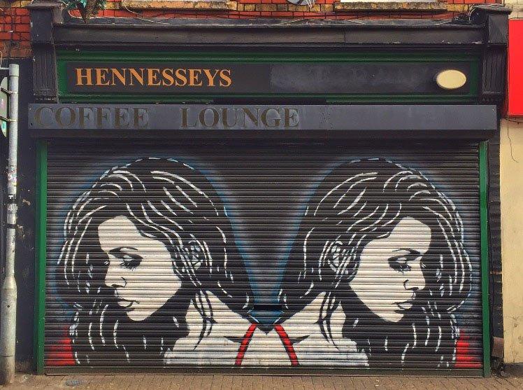 copyright street art