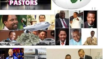 Richest Pastors in Africa