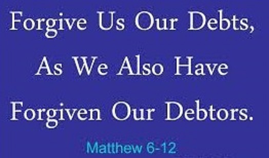 Bible Verses About Debt Cancellation