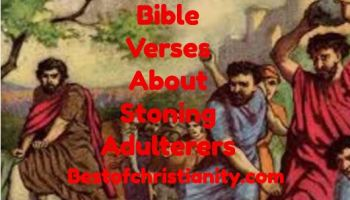 What Does The Bible Say About Stoning Adulterers?