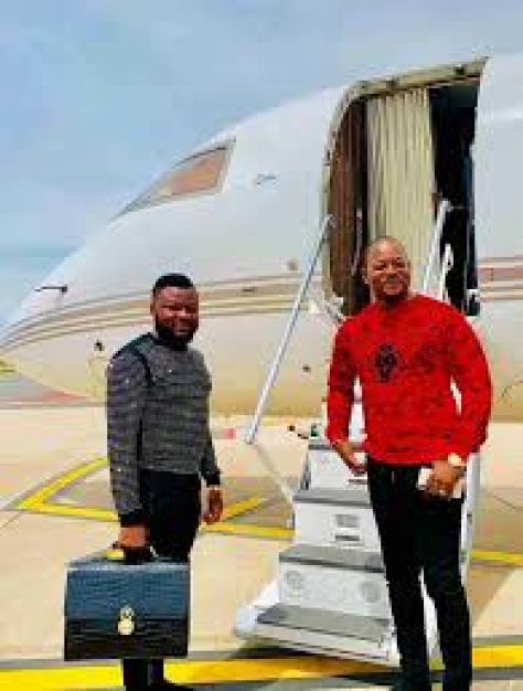 Prophet Jay Israel Private Jets