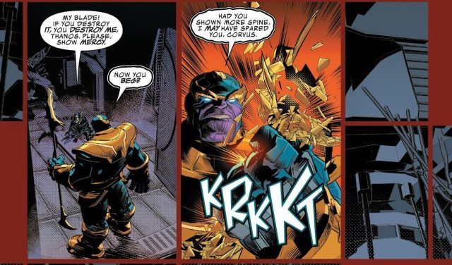 8 events that prove thanos is the sickest villain he