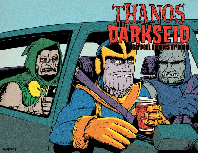 15 Funny Darkseid Vs Thanos Memes Show The Hilarious Side Of These Dangerous Villains