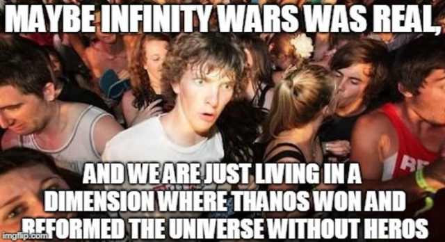 Thanos Family Problems: The 25 Most Hilarious Thanos Memes For Real MCU Fans