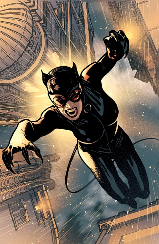 Catwoman will bite you