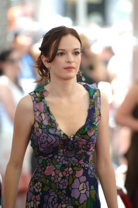 Danielle Panabaker Mind-Blowing