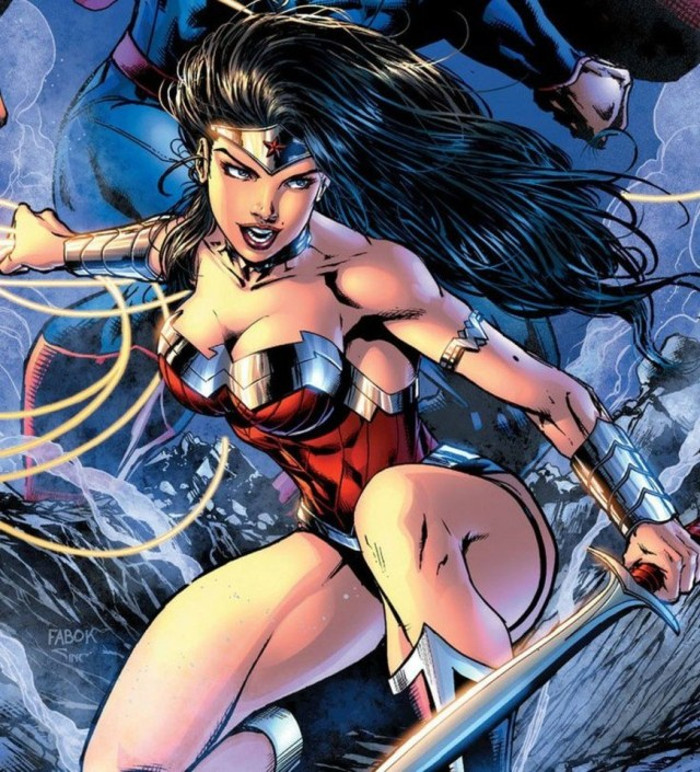 Wonder Woman Mind-Blowing