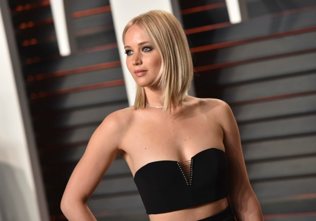 Jennifer Lawrence Blonde Hair