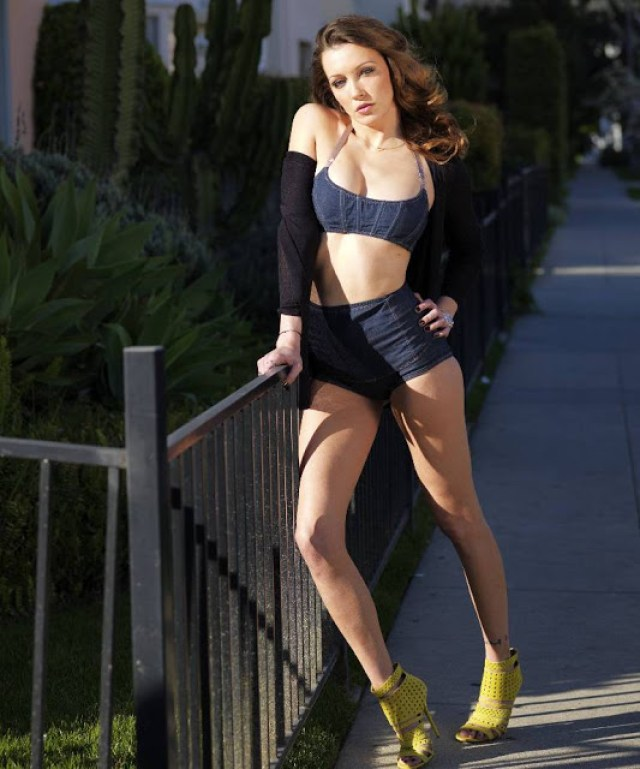 Danielle Panabaker Outdoor