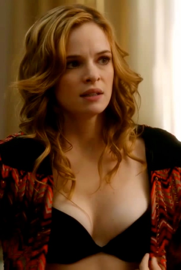 Danielle Panabaker Cleavage