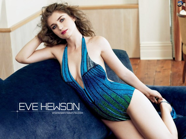 Eve Hewson Sexy Pictures