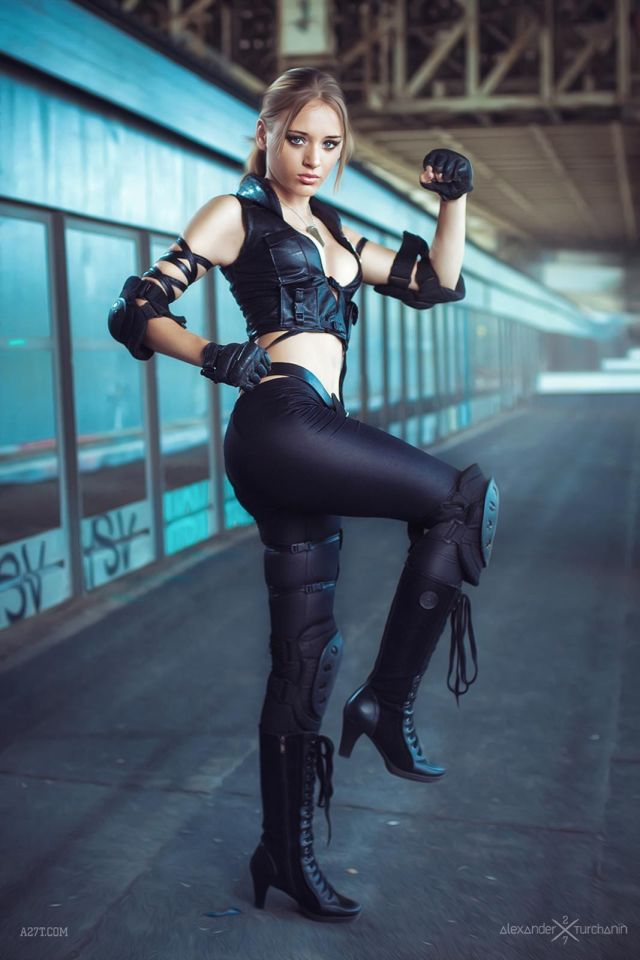 Sonya Blade Sexy Pictures