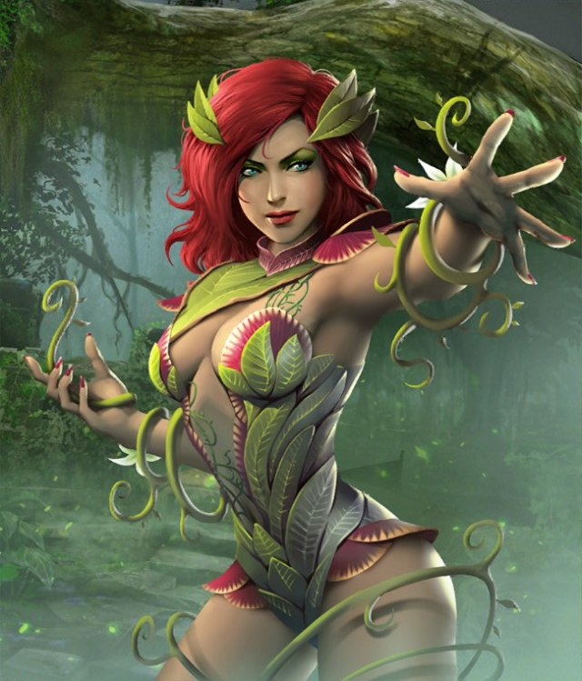 Poison Ivy Hot picture
