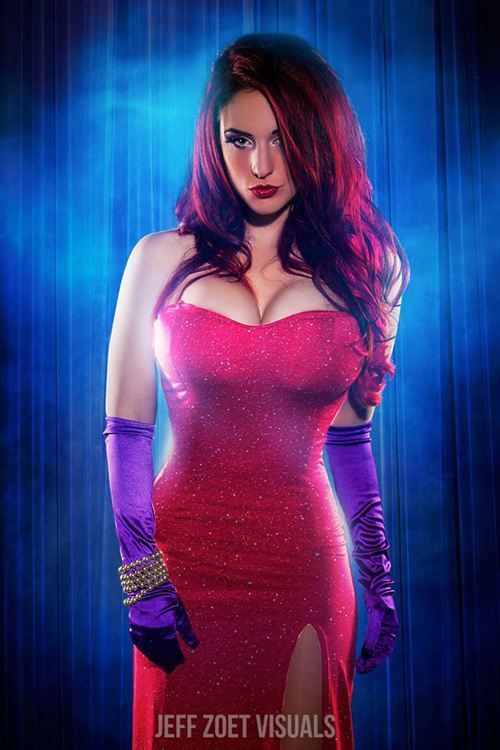 Jessica Rabbit Hot