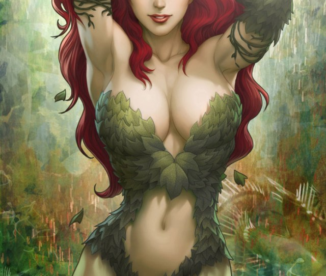 Hot Pictures Of Poison Ivy One Of The Most Beautiful Batmans