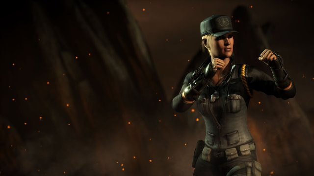 Sonya Blade Hot Pictures