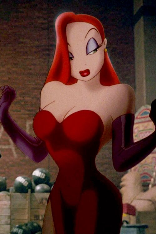 Jessica Rabbit Sexy Picture