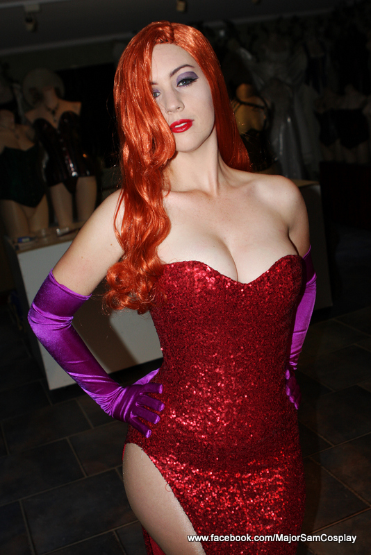 Jessica Rabbit Hot Pictures