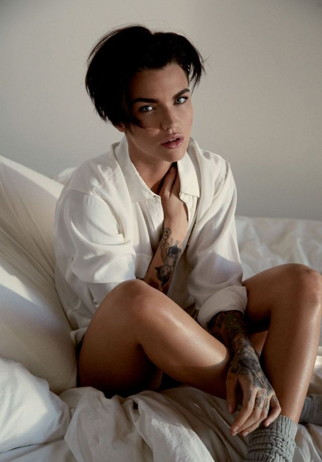 Ruby Rose Sexy Pictures