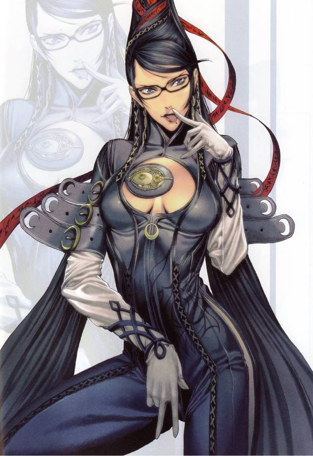 Bayonetta Hot Pictures