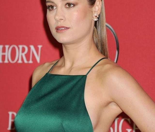 Hottest Brie Larson Bikini Pictures Captain Marvel