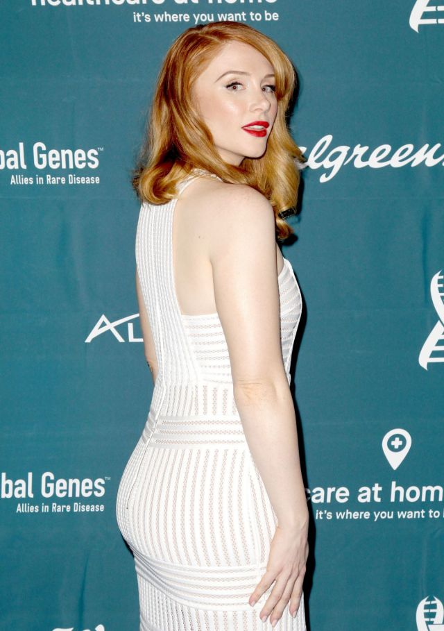 Bryce Dallas Howard in White Dress