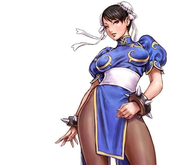 Chun Li Mind-Blowing