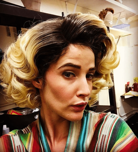 Cobie Smulders Blonde Hair